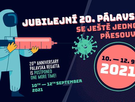 Rinviata a settembre la Palavska Regatta 2021