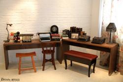 Vintage white studio5