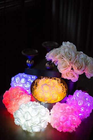 LED發光花