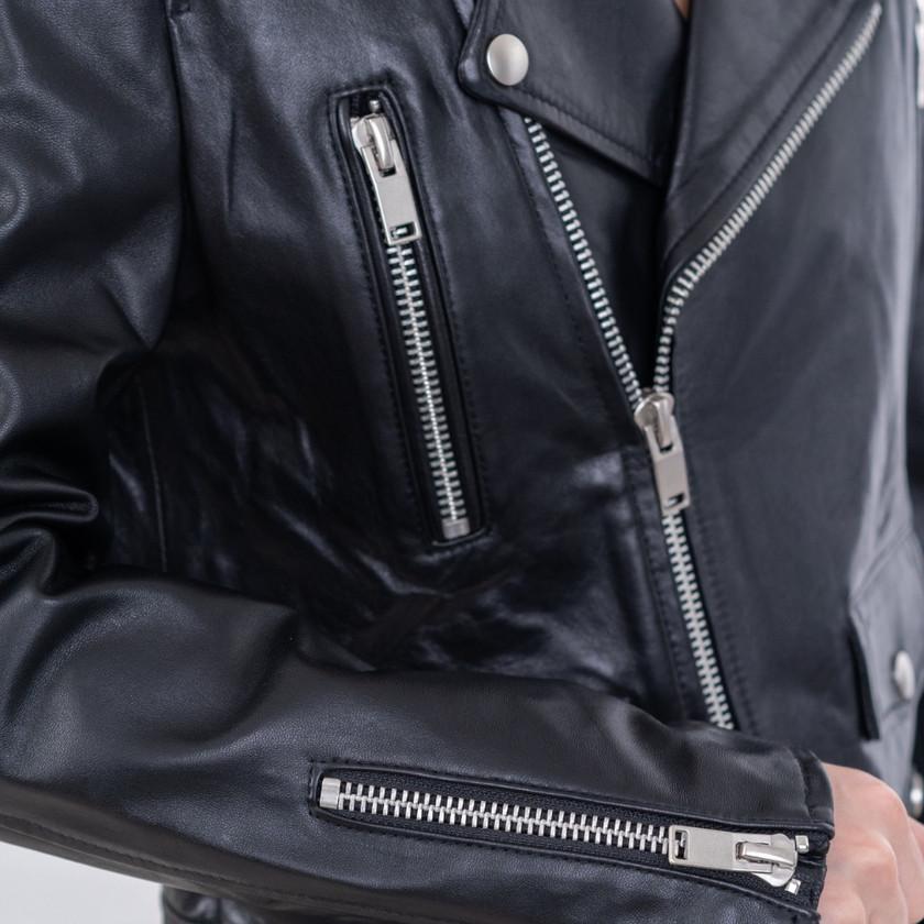 ENIGMA Leather Jacket