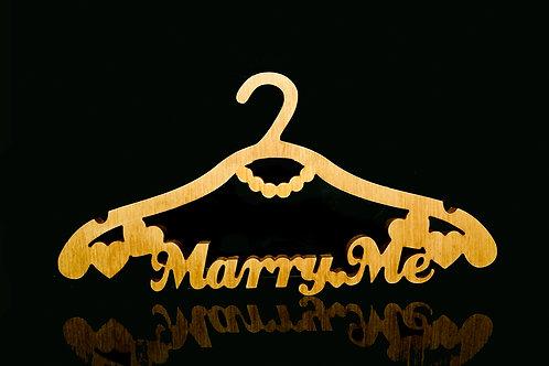 現貨 [Marry Me] 實木《掛住你》衣架