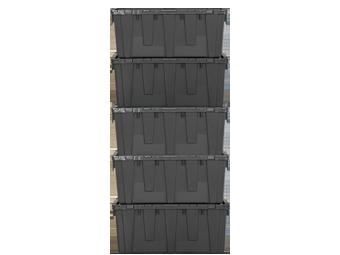 5個標準儲物箱