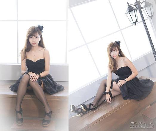 Mic,photograph,footwear,beauty,model,girl