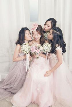 Kir Royal - 晚裝婚紗