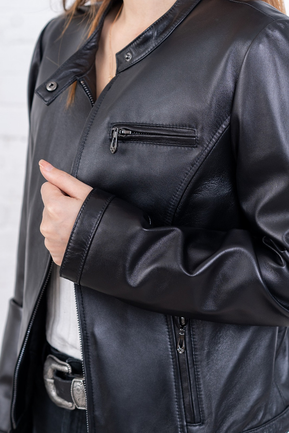 ENIGMA Leather Jacket Collection