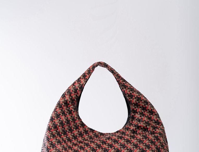 ENIGMA獨有編織手工羊皮包