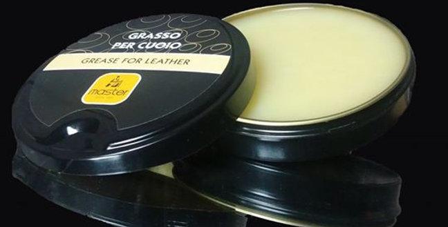 意大利GRASSO PER CUOIO 皮革3合1護理膏