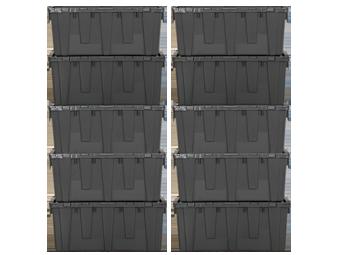 10個標準儲物箱