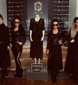 Enigma Fashion Show