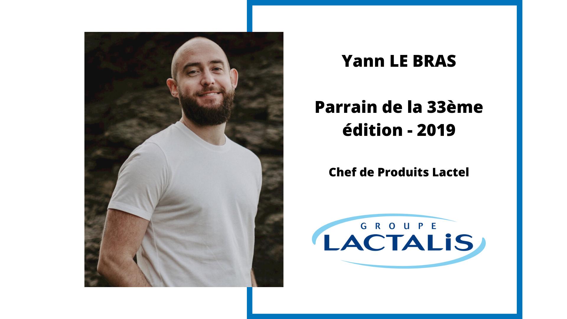 33ème édition - Yann LE BRAS