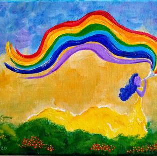 Music is like a Rainbow