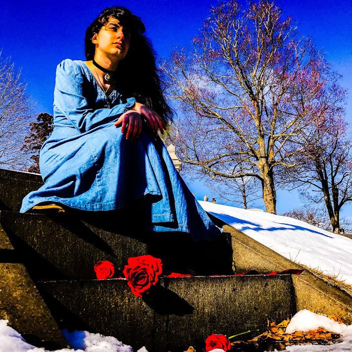 Blue Mourning