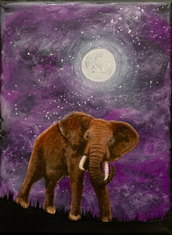 Tusks by- Lisa D'Amico