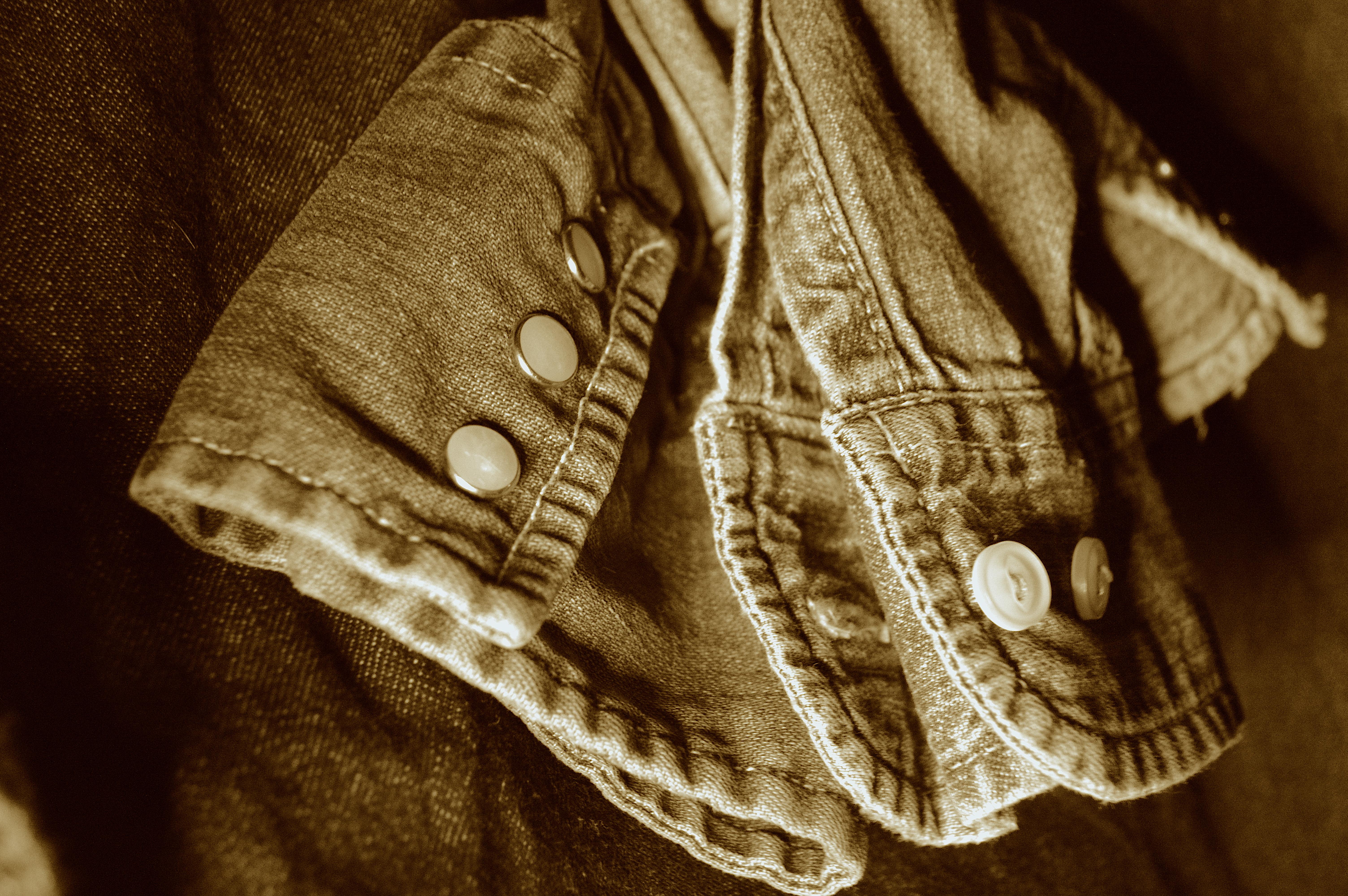 Rob Kovacs Sepia Cuffs