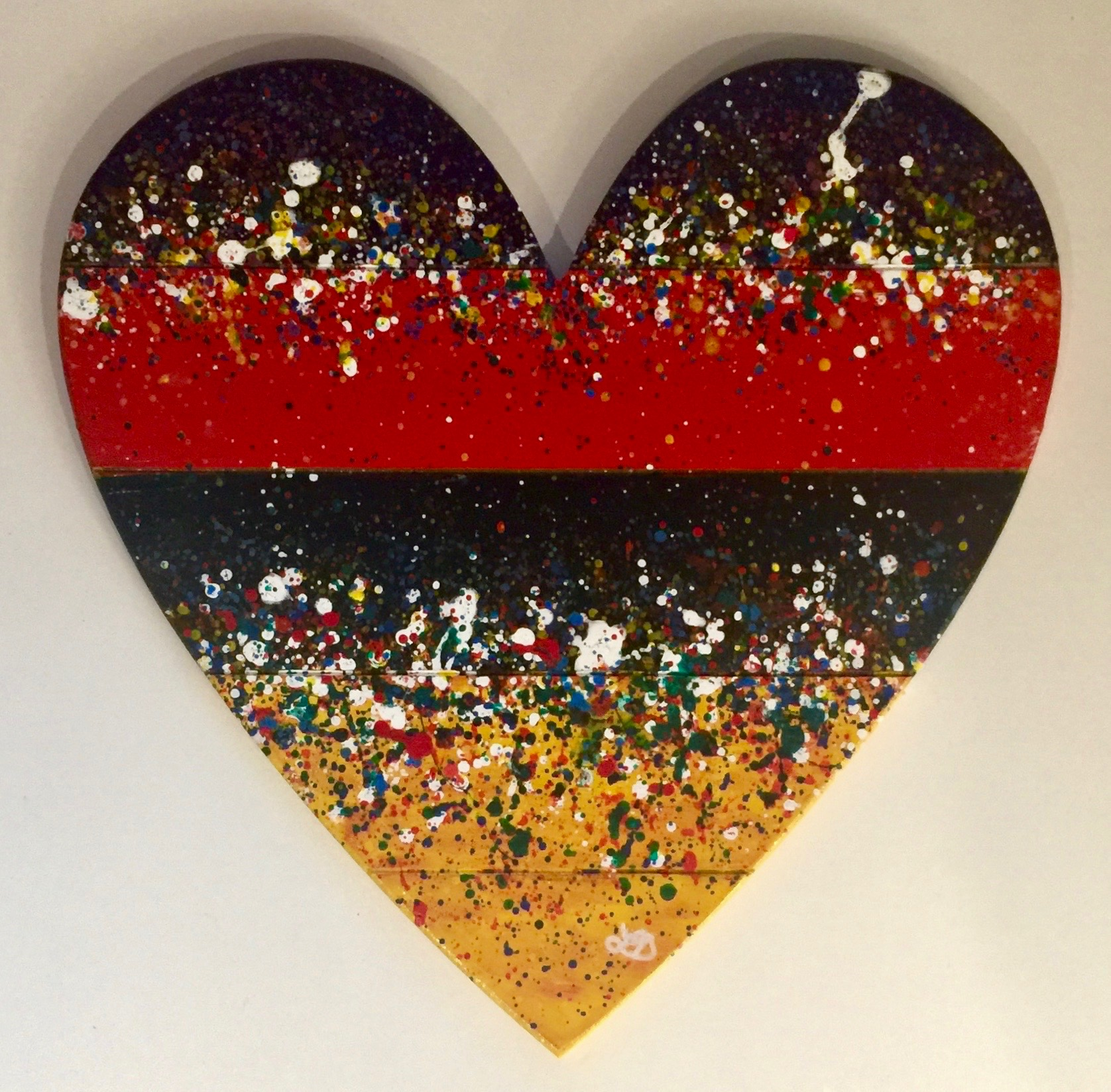 Horizontal Heart