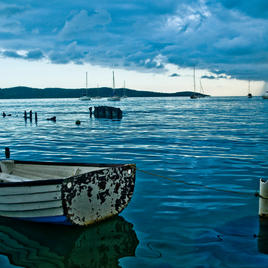 """Tide Michael Craft Photography on Canvas 11"""" x 14"""" $150"""