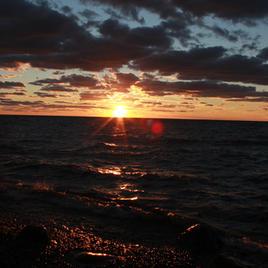 """Sun's Embrace Andrew Maisonette 8"""" x 10"""" Photograph $125"""