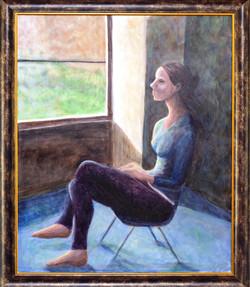 Joanna by the Window