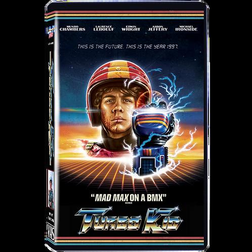 Turbo Kid VHS