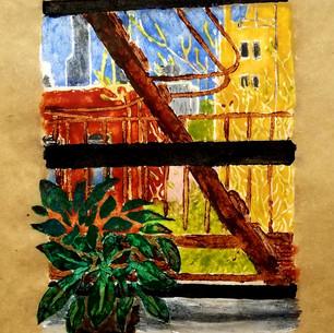 Simone's Window View