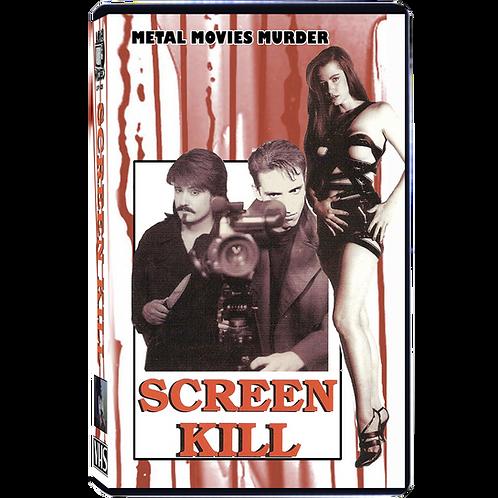 Screen Kill (a.k.a Snuff Kill) VHS
