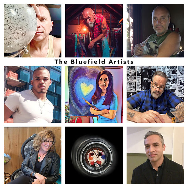 Bluefield Artists Collage.jpg