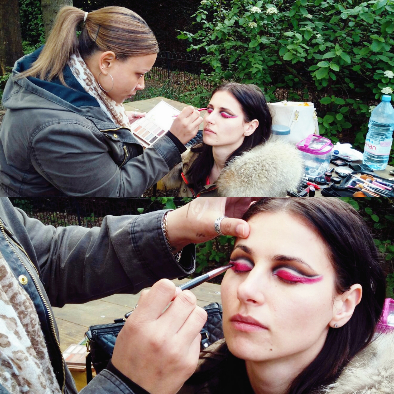 Behind the Scene Red Riding Hood