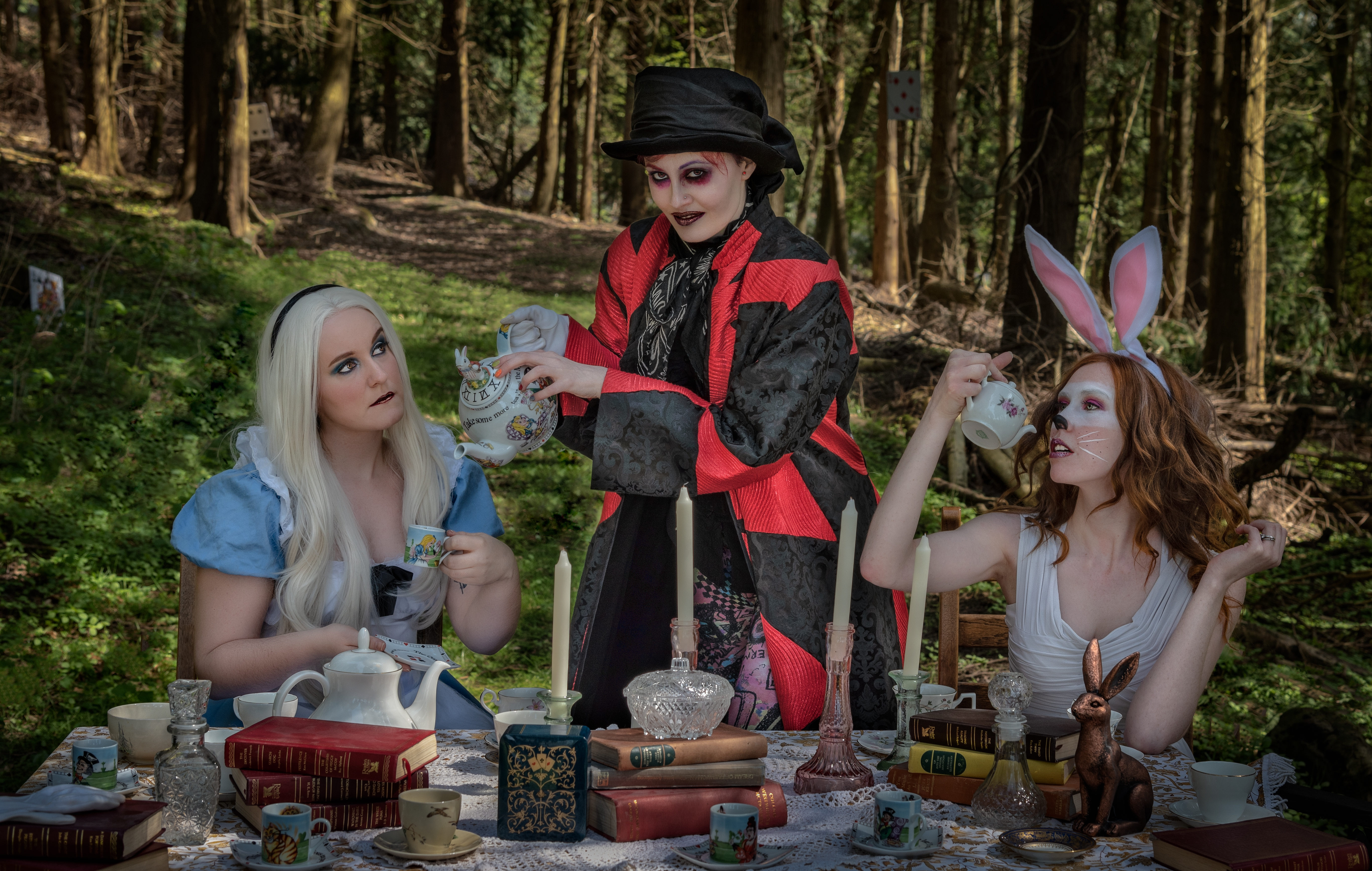 Mad Hatter Tea Service-3