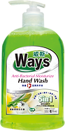 威斯5合1除菌滋潤洗手液