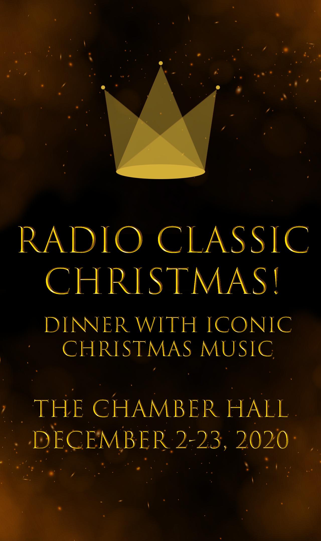 Radio Classic Christmas!