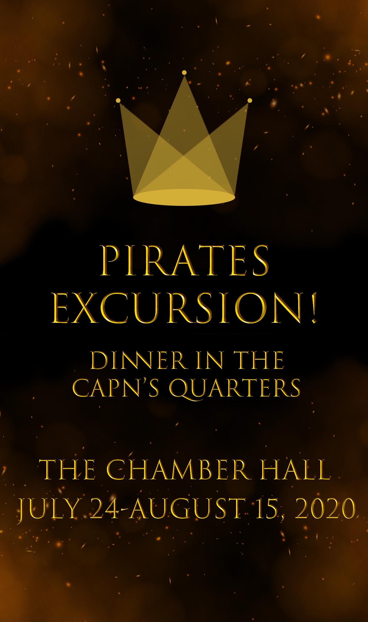 Pirates Excursion!