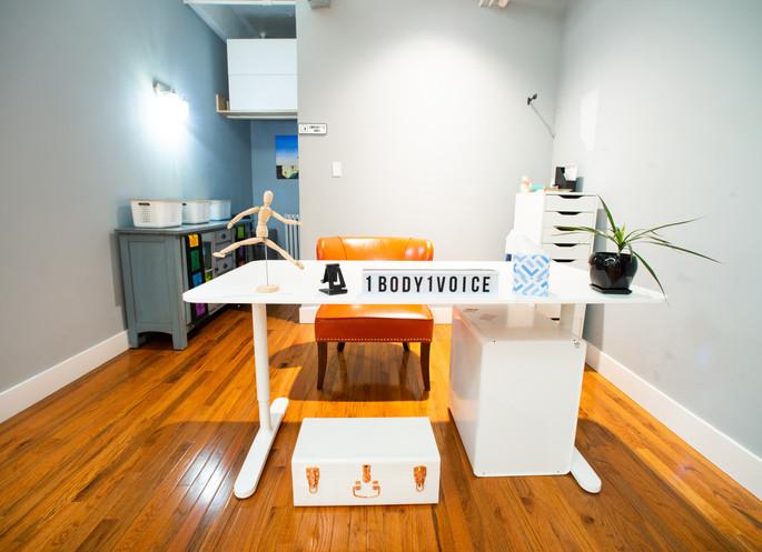 Studio Front Desk