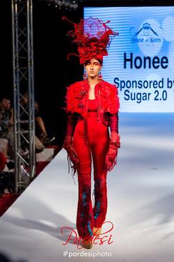 House of Ikons LFW 2017: Honee