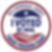 I Voted By Mail Sticker image-transparen