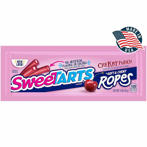 SWEETARTS ROPES CHERRY PUNCH