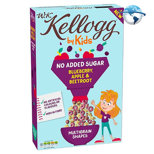 KELLOGG BY KIDS BLUEBERRY APPLE BEETROOT