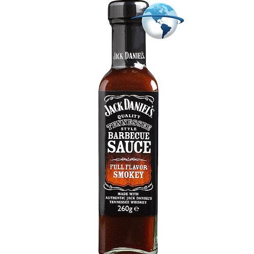 JACK DANIEL'S BBQ SAUCE FULL FLAVOR SMOKEY