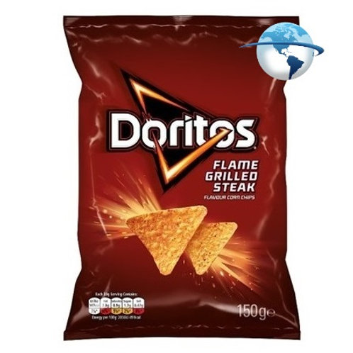 DORITOS FLAME GRILLED STEAK