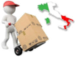 Spedizione in tutta Italia LittleAmericaNA Prodotti Americani USA