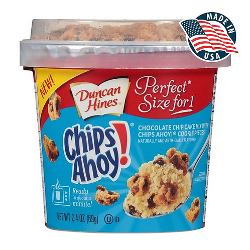 PERFECT SIZE FOR 1 CHIPS AHOY!