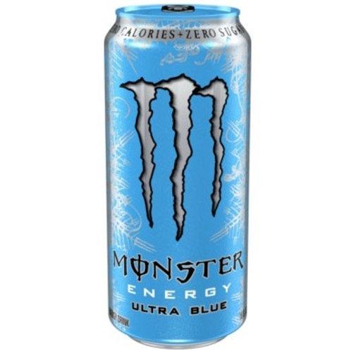 MONSTER ENERGY ULTRA BLUE