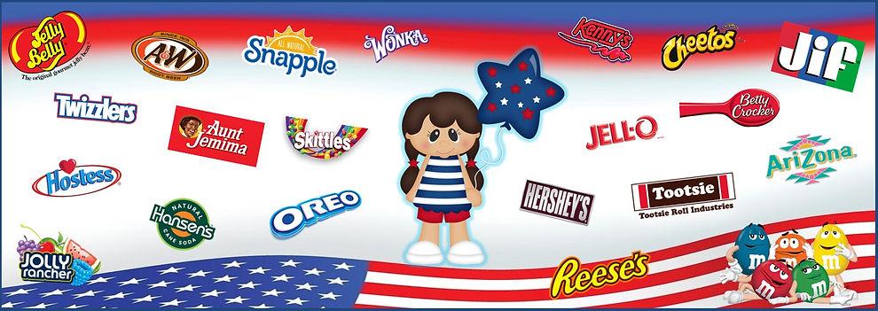 LittleAmericaNA - Negozio On Line di Prodotti Alimentari Americani