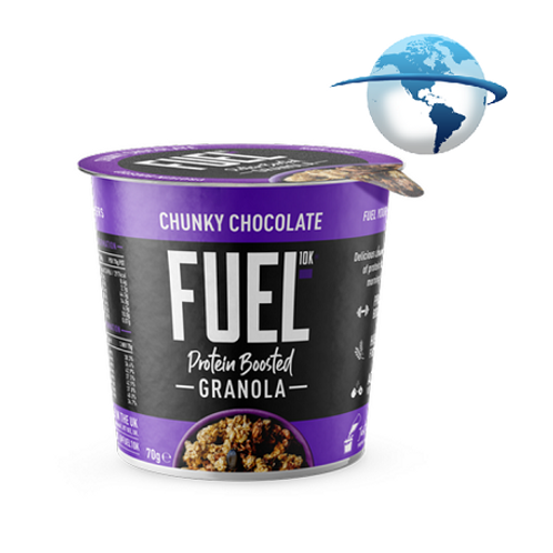 FUEL GRANOLA CHUNCKY CHOCOLATE