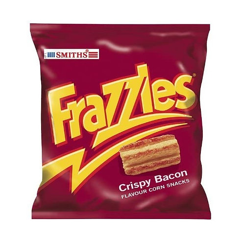 FRAZZLES CRISPY BACON