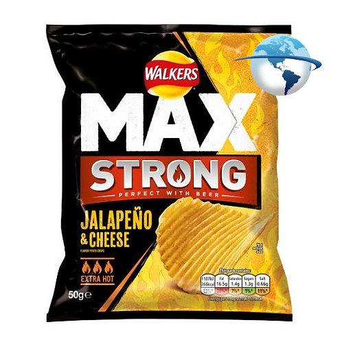MAX STRONG JALAPENO & CHEESE