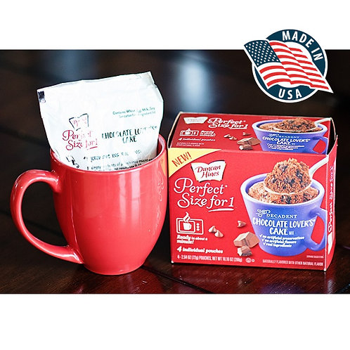 DUNCAN HINES SUNRISE CHOCOLATE CHIP MUFFIN MIX