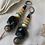 Thumbnail: Snake song earrings