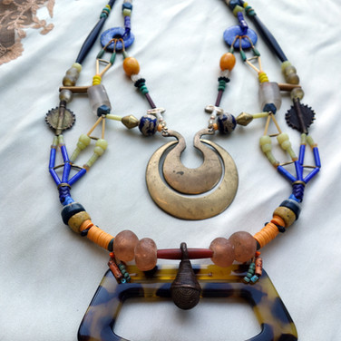 Power necklace for Erykah Badu