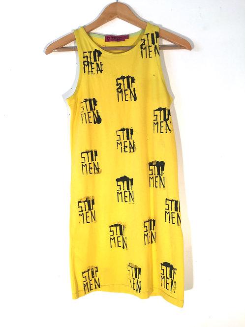 Yellow Tank Dress XS/S