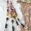 Thumbnail: Fruit and honey earrings